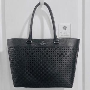 kate spade NY - Perri Lane Huntington Tote - Black